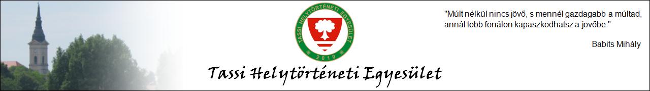 Tassi Helytörténeti Egyesület